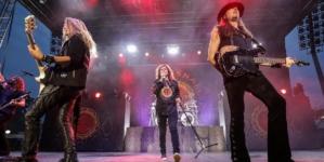 Izvještaj   Uvjerljiv nastup Whitesnakea na Šalati