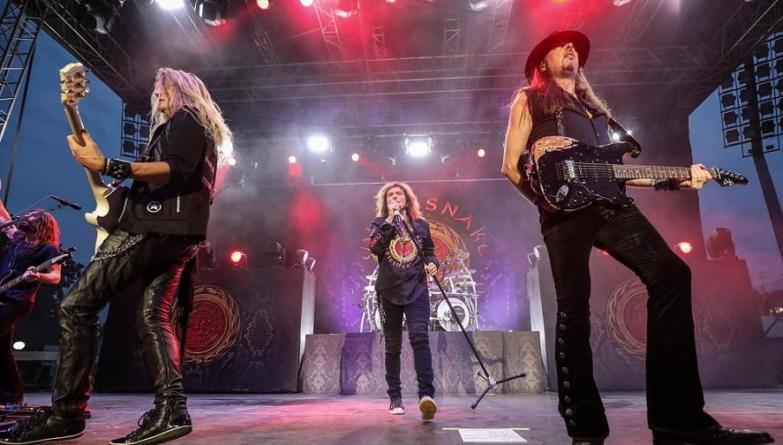 Izvještaj | Uvjerljiv nastup Whitesnakea na Šalati