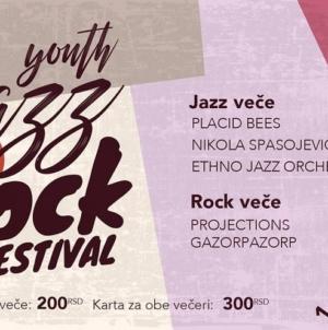 Youth Jazz &Rock Festival #2 na Paliću 1. i 2. avgusta