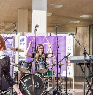 Otvoren konkurs za četvrti Rok kamp za devojčice