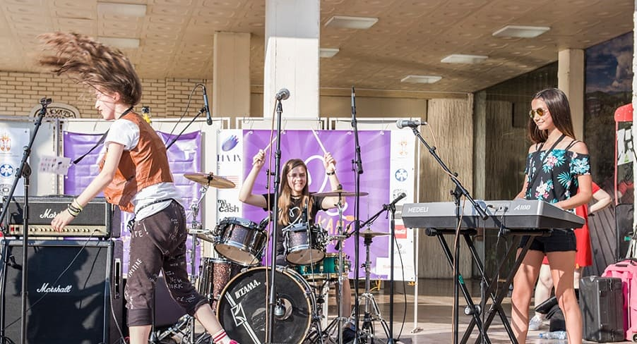 Završen treći Rok kamp za devojčice