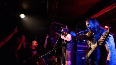 Izvještaj | Gorgasm održao nasilne lekcije u brutal death metal stilu