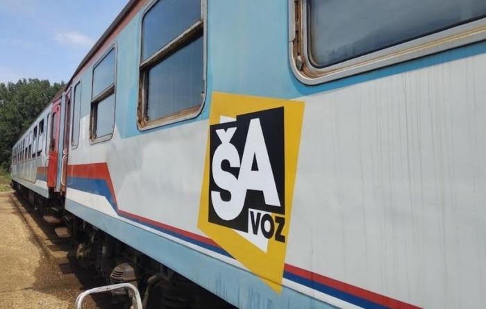 Besplatan prevoz vozom za posjetioce ŠA Festa – Večeras za Prijedor kreće i ŠA voz