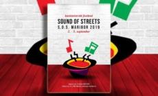 5. međunarodni kantautorski ulični festival S.O.S. Maribor 2. i 3. rujna