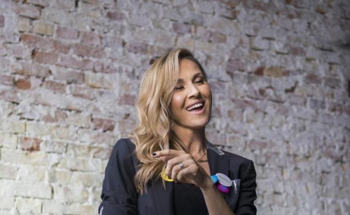 Aleksandra Radović na Kastel Rock Fest-u