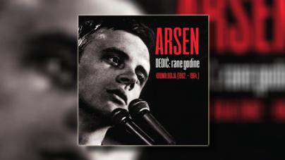 U prodaji dvostruko izdanje s raritetnim snimkama Arsena Dedića od 1962. do 1964. godine