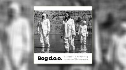 "Basheskia & Edward EQ objavili novi EP – ""Bog d.o.o."""