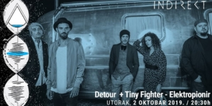 Detour i Tiny Fighter otvaraju 5. Indirekt Showcase festival