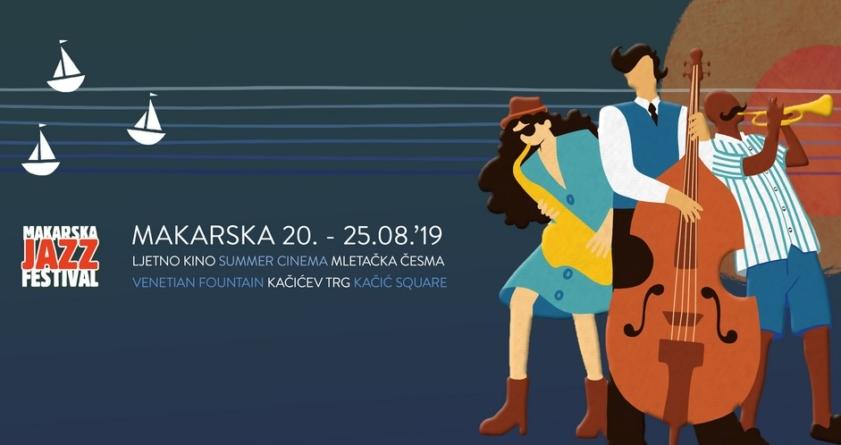 Darko Rundek & Jazz orkestar HRT-a, Amira Medunjanin, New York Gypsy All Stars i drugi na 6. Makarska Jazz Festivalu