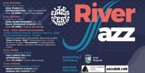 River Jazz Fest plovi od Županje do Vučedola