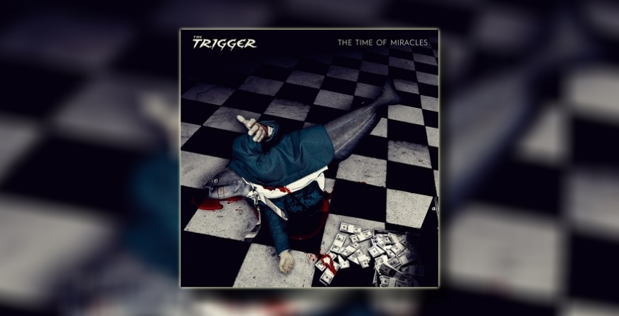 "The Trigger objavio novi album ""The Time of Miracles"", i video za singl 'Don't Feed the Cannibals'"