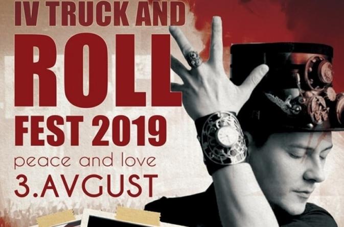 Marčelo dolazi na četvrti Truck n roll fest u Kotor Varošu