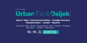 Urban Fest Osijek slijeće na lijevu obalu Drave