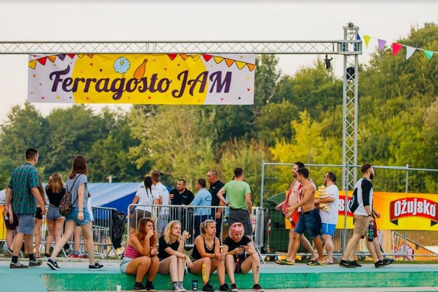 Završen Ferragosto JAM 12