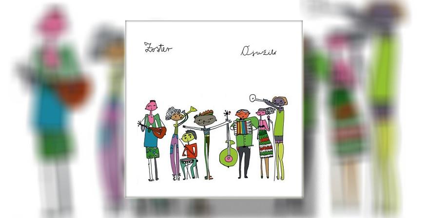 Zoster ojužilo album