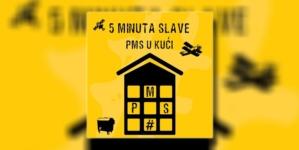 """5 Minuta Slave objavili album prvenac """"PMS u kući"""""""