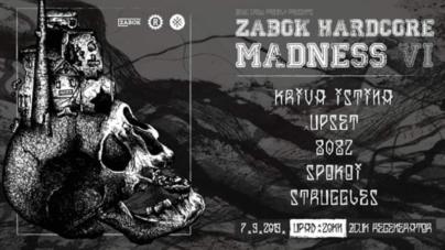 6. Zabok Hardcore Madness – Veliko hardcore ludilo u subotu u Zaboku