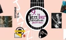 """Počinje 9. Internacionalni džez festival """"Jazzibar"""""""