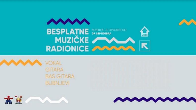 Novi ciklus Besplatnih muzičkih radionica u Nišu