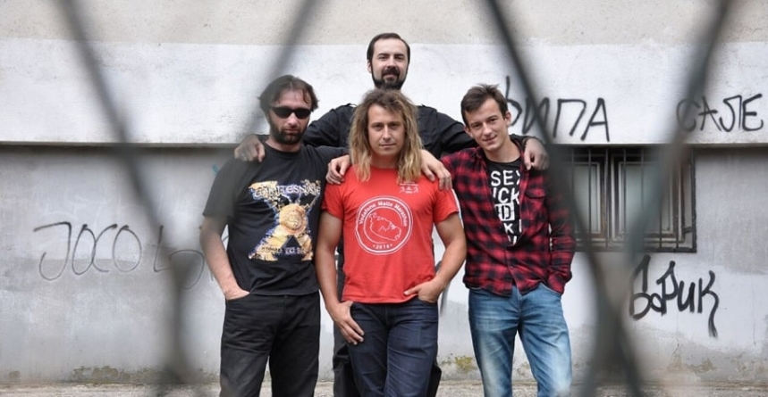 "Bez rikverca objavili novi singl ""Sloboda"""