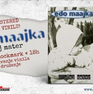 """Edo Maajka predstavlja album """"Slušaj mater"""" na dvostrukom LP izdanju s remasteriranim pjesmama"""