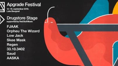 Otkrijte program nove bine na Apgrade festivalu