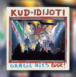 "KUD Idijoti ""Gratis Hits Live!"" po prvi put na dvostrukom LP-u"
