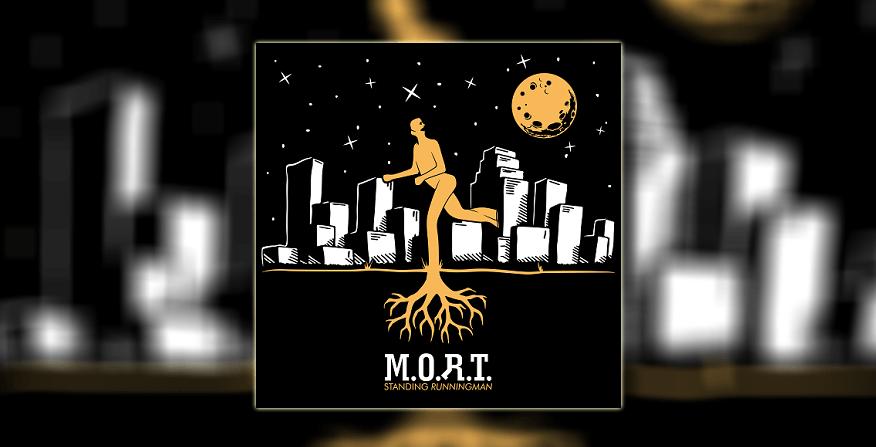 """M.O.R.T. """"STANDING RUNNINGMAN"""" NOVI ALBUM"""