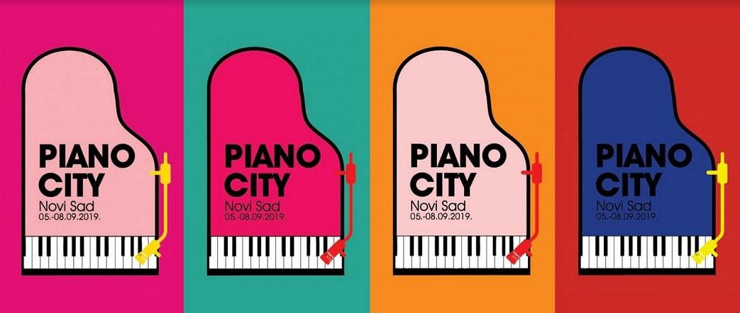 3. Piano City Novi Sad od 5. do 8. septembra