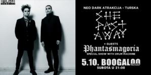 She Past Away i Phantasmagoria 05.10. u u zagrebačkom Boogaloo Clubu