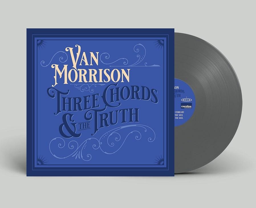 Van Morrison Dark Night Of The Soul-min