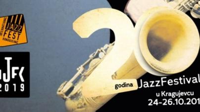 XX Internacionalni džez festival u Kragujevcu (IJFK) – Posebno izdanje za veliki jubilej