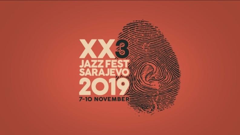 Bogat program XX3. Jazz Festa Sarajevo