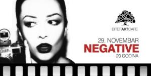 Negative 29. novembra u beogradskom Bitefartcafeu