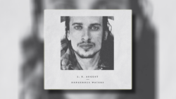 """J.R. August objavio album prvijenac """"Dangerous Waters"""""""