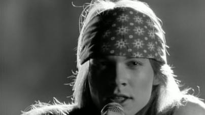 'Sweet Child O' Mine' prvi spot iz 80-ih s milijardu pregleda na YouTubeu