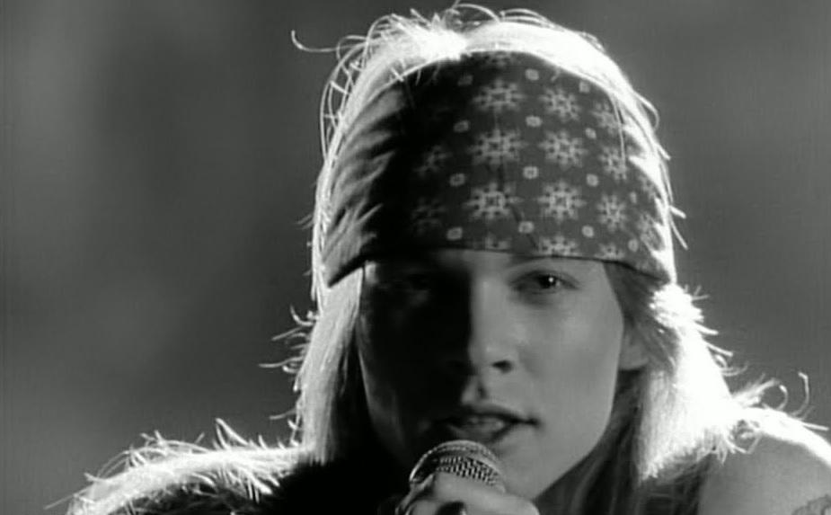 Guns N Roses - Sweet Child O Mine video