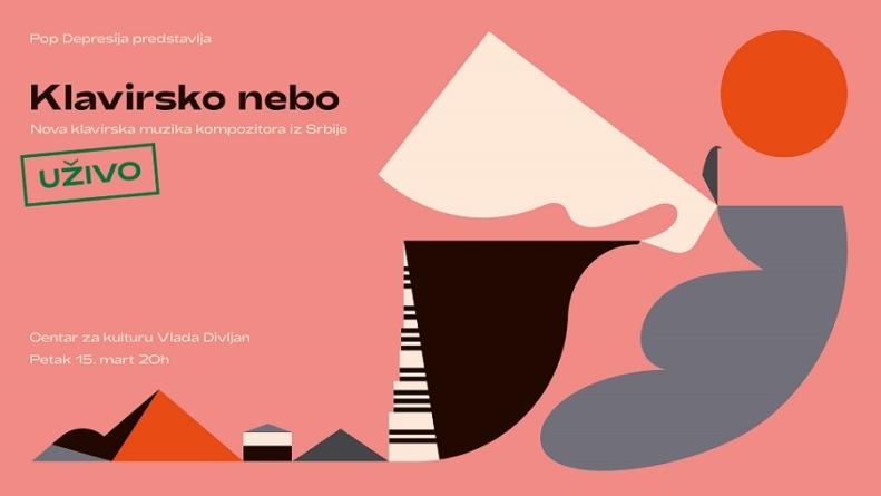 "Pogledajte koncertni film ""Klavirsko nebo UŽIVO"""
