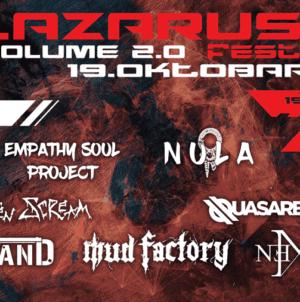 Lazarus Fest dobija svoj nastavak