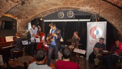 """Album """"Terra Incognita"""" mladog jazz glazbenika Filipa Pavića predstavljen u zagrebačkom Kulturnom centru Mesnička"""