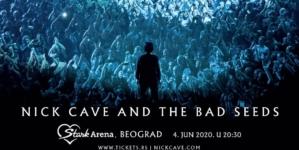 Nik Kejv rasprodao premium ulaznice za beogradski koncert