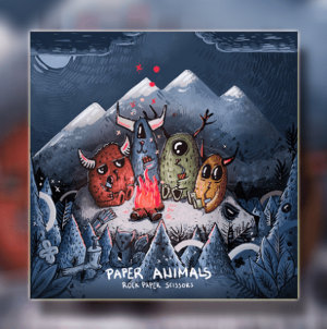 "Paper Animals objavili album prvenac ""Rock Paper Scissors"""