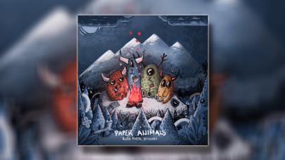 """Paper Animals objavili album prvenac """"Rock Paper Scissors"""""""