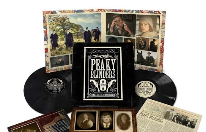"""Peaky Blinders Soundtrack"" 15.11. izlazi kao dvostruki CD, trostruki vinil te u digitalnoj verziji"