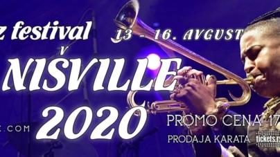 Počinje prodaja ulaznica za Nišville 2020