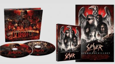"""Slayer za kraj priče najavio filmski i audio zapis – """"Slayer: The Repentless Killogy"""""""