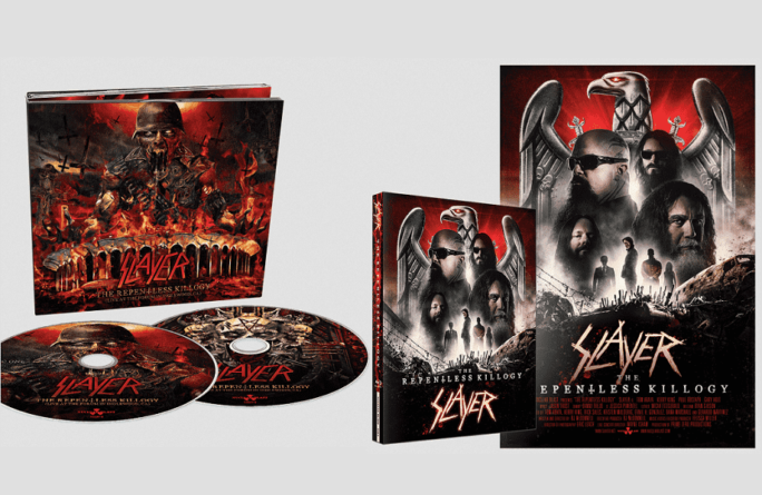 "Slayer za kraj priče najavio filmski i audio zapis – ""Slayer: The Repentless Killogy"""