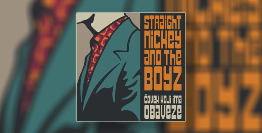 Straight Mickey And The Boyz sa novim albumom 'Čovek koji ima obaveze' u Kragujevcu i Novom Sadu