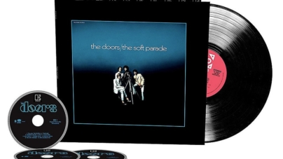 "Objavljeno izdanje ""The Doors,Soft Parade (50th Anniversary Deluxe Edition) Box Set"""
