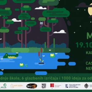 Zelena Močvara – projekt Zelene akcije i Močvare